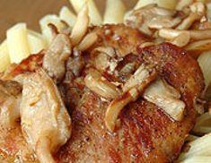3 gyors fogás vacsorára   nlc Penne, Bacon, Pork, Chicken, Breakfast, Kale Stir Fry, Morning Coffee, Pork Chops, Pens