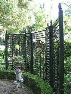 Great Most Noticeable Ways to Create a Backyard Gateway https://hometoz.com/most-noticeable-ways-to-create-a-backyard-getaway/ Garden Trellis, Arbors Trellis, Garden Arbor, Garden Shrubs, Garden Fencing, Metal Trellis, Garden Landscaping, Garden Screening, Pergola Patio