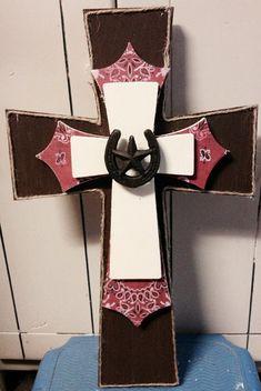 Custom Wooden Crosses by TastefulTimber
