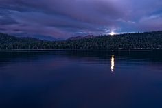 A Lake Community in the Tahoe Basin with wonderful scenery
