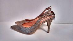 chanel arraia bronze - sapatos zeket