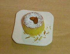 Hoy recomendamos: Mini cake de limón y almendras