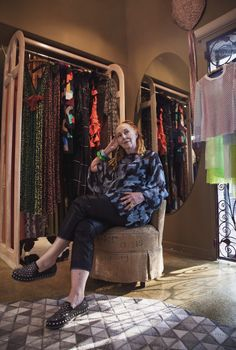 Creative Women | Marianne Fassler on Building an Anti-Fashion Label. Photo by Tarryn Hatchet.