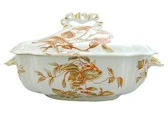 19th C. P.H. Leonard Austrian Soup Tureen on OneKingsLane.com