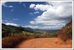 Estradas de Minas - Santa Rita de Ouro Preto, Minas Gerais