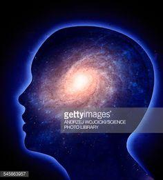 Ilustração de stock : Human mind, illustration