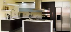 Kitchen Cabinets, Table, Furniture, Home Decor, Kitchen Furniture, Kitchens, Interiors, Home, Decoration Home