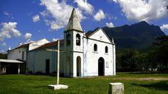 Paróquia São Sebastião do Porto de Cima - Morretes (PR)