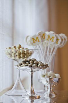 m candy display | @Darcy Miller + @Peter Callahan