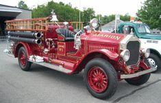 Vintage Fire Truck & Equipment | Magazine | Association | Jack Harrison Fire Dept, Fire Department, Jack Harrison, Truck Lettering, Police Cars, Police Vehicles, Bug Out Vehicle, Fire Equipment, Fire Apparatus