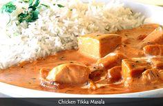 This is the best food ever. Cast Iron Wok, Chicken Tikka Masala, Best Food Ever, Period, Menu, Menu Board Design, Menu Cards