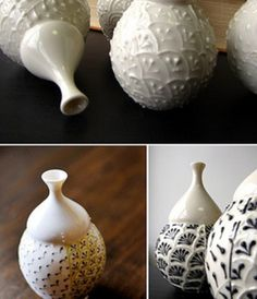 Pottery the way I want to do this throw bottom then top added.