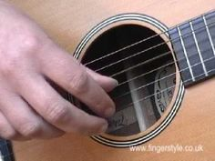 Free video lessons on fingerstyle guitar. http://www.fingerstyle.co.uk/
