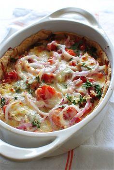 Goat cheese tomato Pie Tomato Recipes