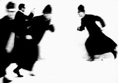 Mario Giacomelli, Io non ho mani che mi accarezzino, il volto, 1961-1963, 39x27,4 cm, stampa d'epoca (vintage print), gelatina al bromuro d'argento, ?rmata sul verso