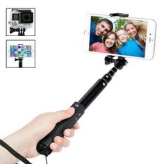 2.Top 10 Best Selfie Stick for Gopro and Smartphone Reviews