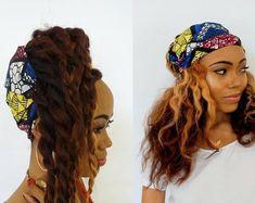 Ecru Silk headbands for women Head Scarf Silk hair protection head cover, no plastic no hard adjustable summer wide headband Silk headwrap Headband Wrap, Wide Headband, Headband Styles, Knitted Headband, Summer Headbands, Headbands For Women, 2nd Day Hair, Bun Wrap, Pelo Afro