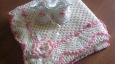 Baby Crochet Patterns Part 10 - Beautiful Crochet Patterns and Knitting Patterns Baby Afghan Crochet Patterns, Free Baby Blanket Patterns, Crochet Bedspread, Handmade Baby Blankets, Knitted Baby Blankets, Crochet Baby Clothes, Crochet Projects, Easy Designs, Chevron Blanket