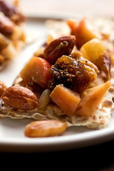 Haroseth was served for Passover at Seders in Roman times, if not earlier, and versions exist all over the world, adapted for the fruits and nuts available This recipe from Italy contains no spices, relying instead on a vibrant mix of fresh and dried fruit for flavor — so use the ripest and sweetest you can find.