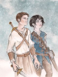 """Touchstone & Sabriel 