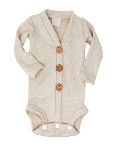 Oatmeal Cardigan Onesie Heathered Oatmeal Cardigan Onesie – Cuddle Sleep DreamCardigan Cardigan may refer to: Baby Outfits, Dress Outfits, Children Outfits, Pants Outfit, Baby Boy Fashion, Kids Fashion, Toddler Fashion, Fashion Shoes, Fashion Outfits