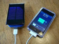 Altoids tins recycled as Solar cellphone charger