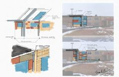 Hospital Concepts by Architect and Artist, Evan Ari Bronstein AIA, LEED GA | Designed in Concepts for iPad