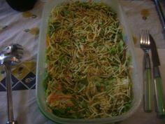 Receita de Salada Especial para Churrasco - Tudo Gostoso