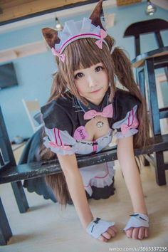 CN: 鹿鹿sikaw Weibo: http://weibo.com/u/3863337236 Char: Chocola Title: Nekopara ------------------- ALL RIGHT RESERVED !!!
