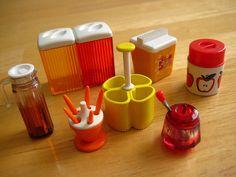 Miniature - Re-Ment Mix: Vintage Kitchenware | Flickr - Photo Sharing!