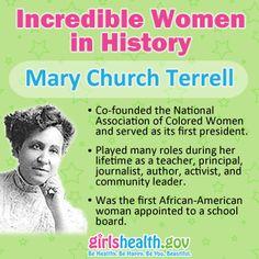 Mary Eliza Church Terrell