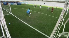 Keeper saves and celebrates - Ghana v Portugal The gifs that keep on giving: World Cup, theguardian.com
