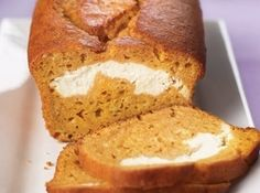 Cream Cheese Pumpkin Bread Recipe