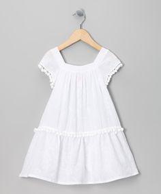 Dundelina Gray Melange &amp Pink Wool Dress - Girls  Gray Ps and Wool