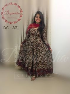 DC - 321For queries kindly inbox orEmail - deepshikhacreations@gmail.com Whatsapp / Call - 919059683293 14 November 2016