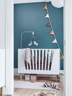 Welke kleur in de kinderkamer? Kidsroom, Kids Bedroom, Bedroom Ideas, Toddler Bed, Sweet Home, New Homes, Home And Garden, Flooring, House