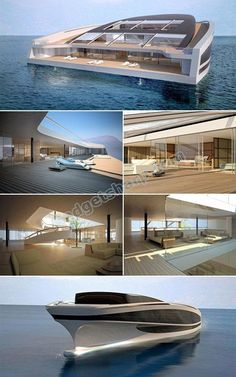 now that is a yacht..!