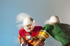 Helmets and mouth guards don't protect against concussions, says an…