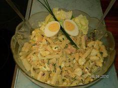 Das perfekte Mein Spargelsalat-Rezept mit Bild und einfacher Schritt-für-Schritt-Anleitung: Spargel schälen, in Gemüsebrühe mit etwas Zucker bissfest…