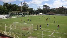 Estádio Dr. Carlos Costa Monteiro - Guaxupé (MG) - Capacidade: 8 mil - Clube: Guaxupé
