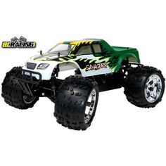 Amazon.com: BRUSHLESS 2012 RC TRUCK 4WD BUGGY 1/8 CAR NEW NOKIER 2.4GHZ: Toys & Games