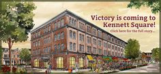 - Victory Brewing Company - coming soon to KENNETT SQUARE !