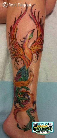 Roni @ 522 Tattoo