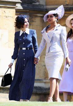 fb27e8313e3 Abigail Spencer and Priyanka Chopra Royal Wedding Guests Outfits