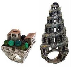 Jean Boggio rings