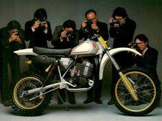 1982 Husqvarna 500CR