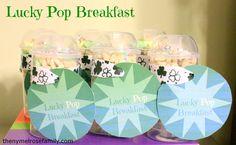 Lucky Pop Breakfast