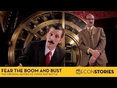 """Fear the Boom and Bust"" a Hayek vs. Keynes Rap Anthem - YouTube"
