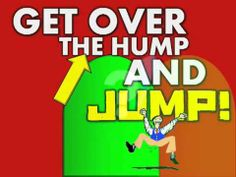 Over the Hump and Jump!  (counting transition numbers like 19...20, etc.)