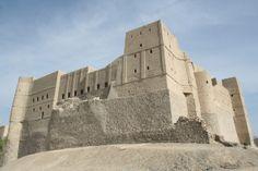 Bahla fort, Oman. #travel